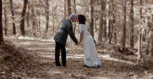 Eureka Springs is the perfect setting for your wedding and honeymoon,