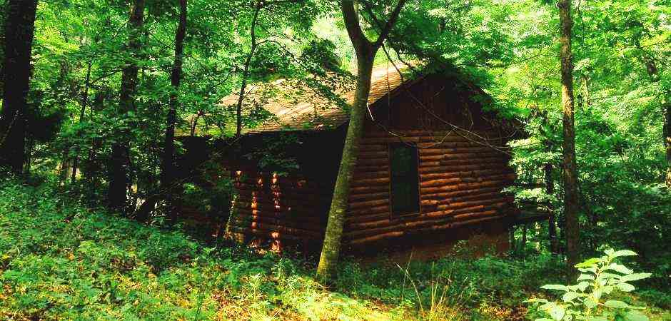 Eureka Springs Cabin Rentals In The Arkansas Ozarks With Hot